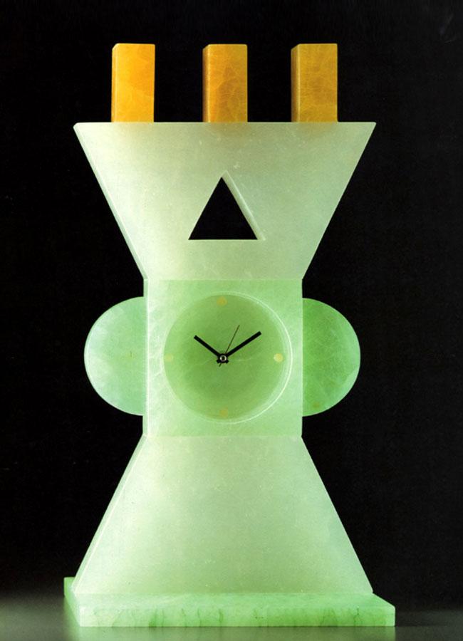 Opera in alabastro - Du Pasquier, 1985