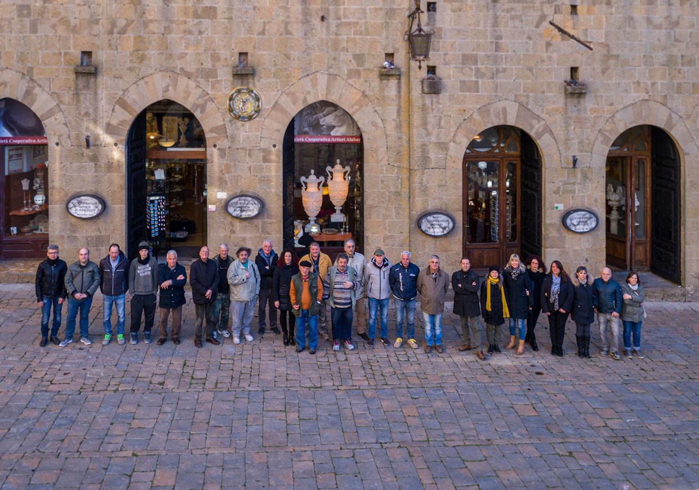 Soci Cooperativa Artieri Alabastro Volterra